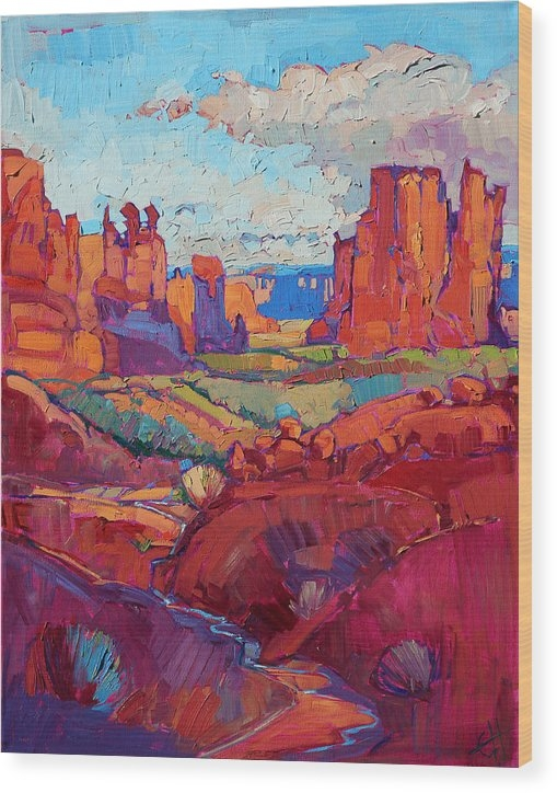 Erin Hanson - Drenched in Spring