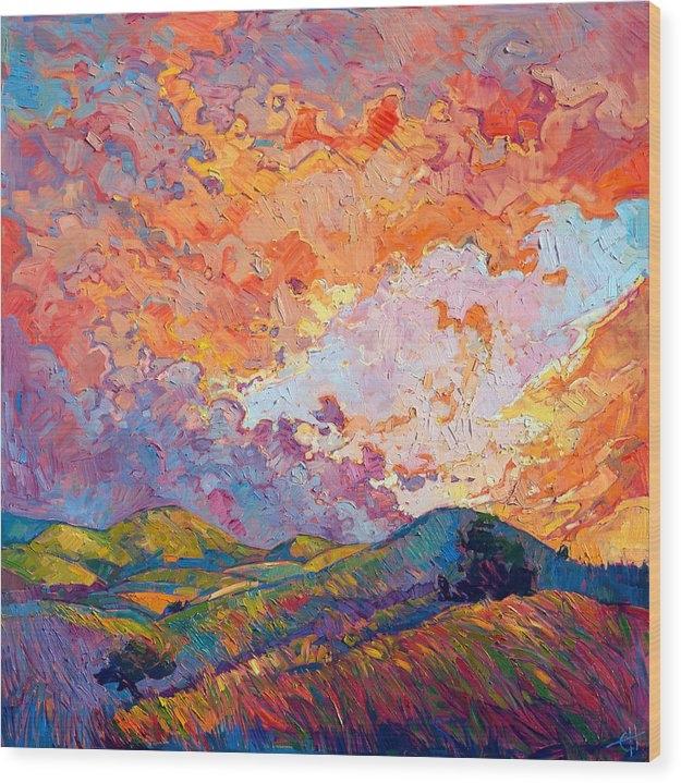 Erin Hanson - Lighted Sky