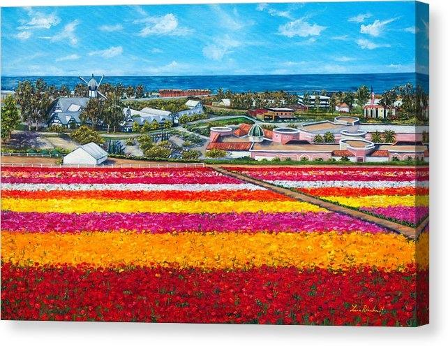 Lisa Reinhardt - Flower Fields