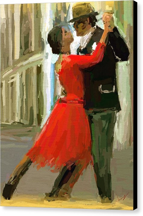 James Shepherd - Argentina Tango