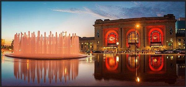 Kevin Whitworth - Union Station Kansas City Chiefs