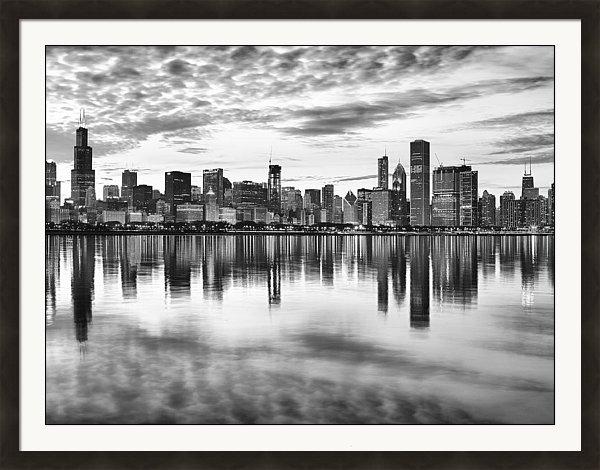 Donald Schwartz - Chicago Reflection