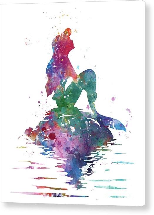Monn Print - Ariel