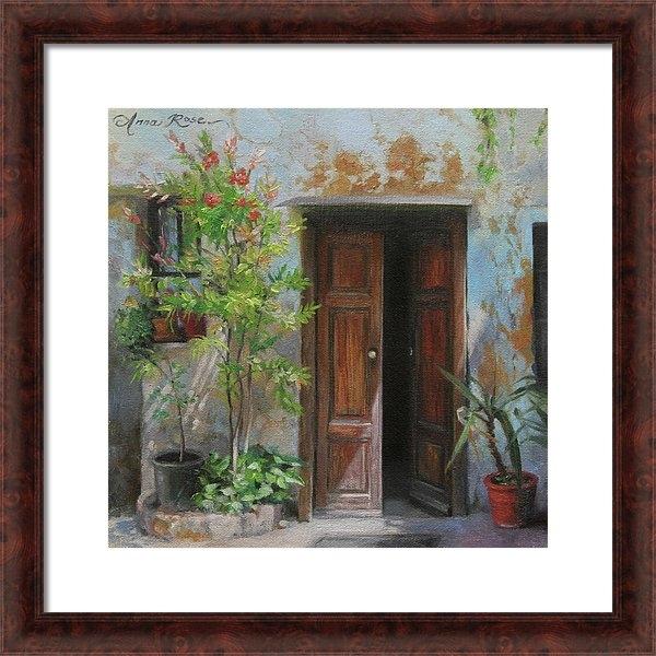 Anna Rose Bain - An Open Door Milan Italy