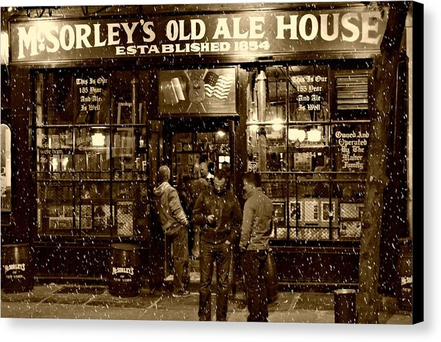 Randy Aveille - McSorley's Old Ale House