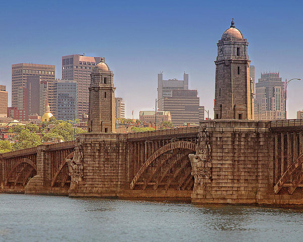 Mary Dineen - Longfellow Bridge