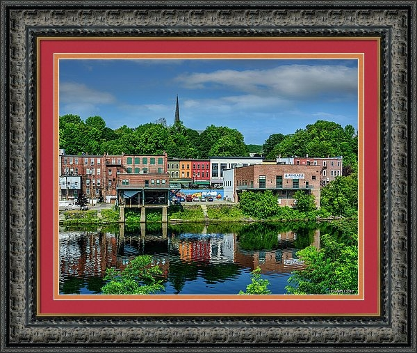 Ken Morris - Downtown Augusta, Maine
