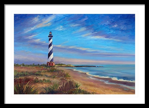 Jeff Pittman - Evening at Cape Hatteras