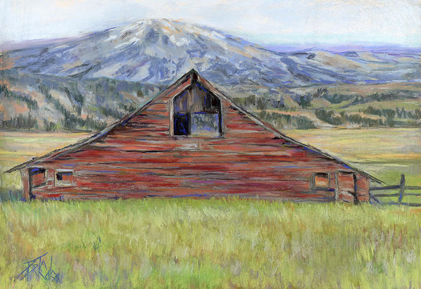 Billie Colson - Rocky Mountain Barn