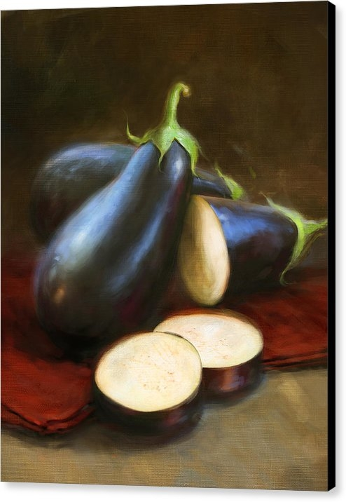 Robert Papp - Eggplants