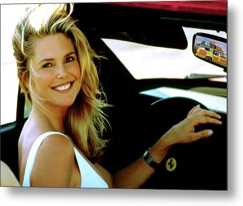 Thomas Pollart - Christie Brinkley, Ferrari, National Lampoons Vacation