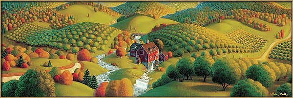 Robin Moline - The Cider Mill