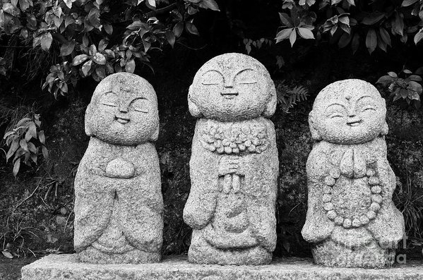 Dean Harte - Three Happy Buddhas
