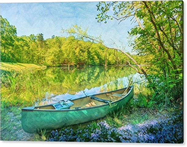 Debra and Dave Vanderlaan - Watercolors at the Lake
