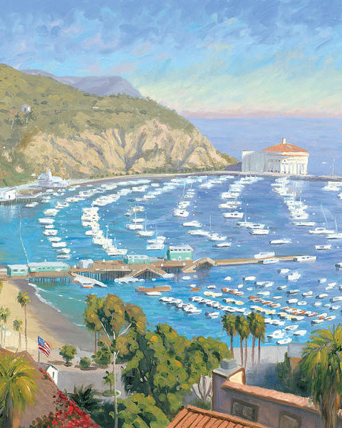 Steve Simon - Catalina Island - Avalon