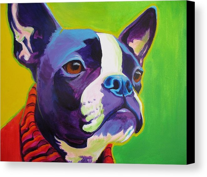 Alicia VanNoy Call - Boston Terrier - Ridley