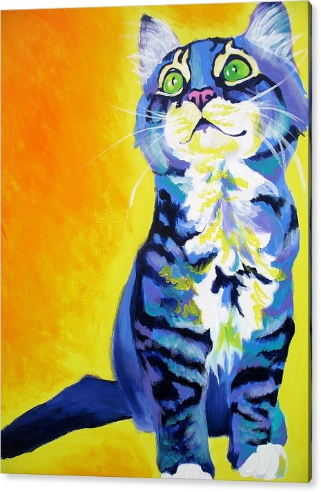 Alicia VanNoy Call - Cat - Here Kitty Kitty