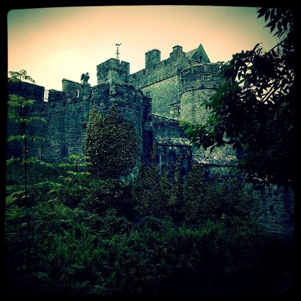 Devon Bovey - Cahir Castle, Tipperary, Ireland