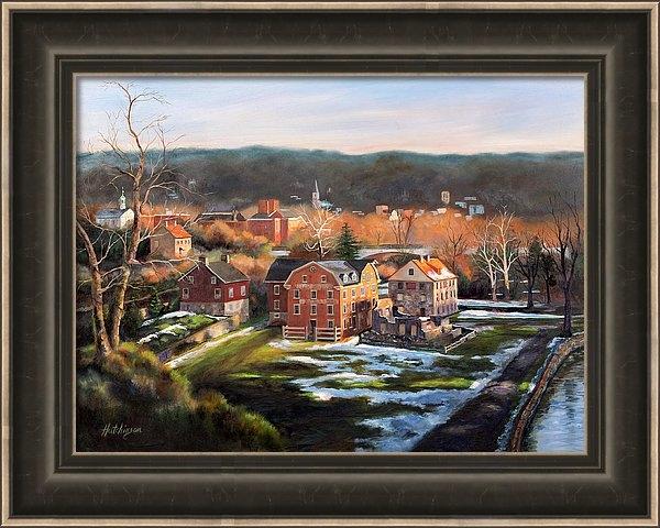 Diane Hutchinson - O, Little Town