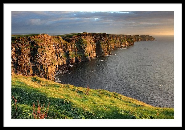 Pierre Leclerc Photography - Cliffs of Moher sunset Ireland