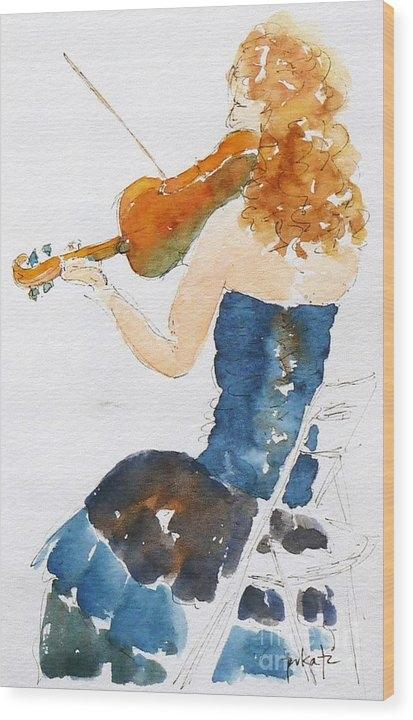 Pat Katz - Magdalena On Viola