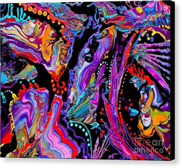 Expressionistart studio Priscilla Batzell - Reef Fantasy  #3081
