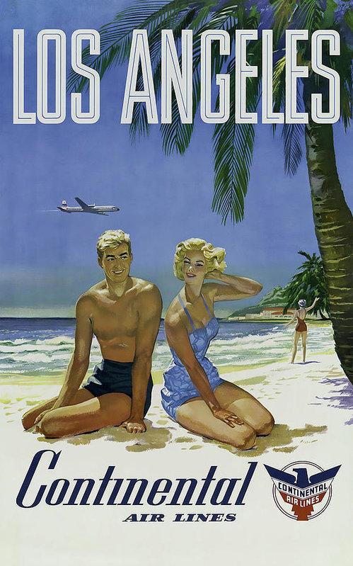 Daniel Hagerman - Los Angeles Travel 1960