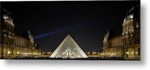 Brent Jones - Louvre Pyramid