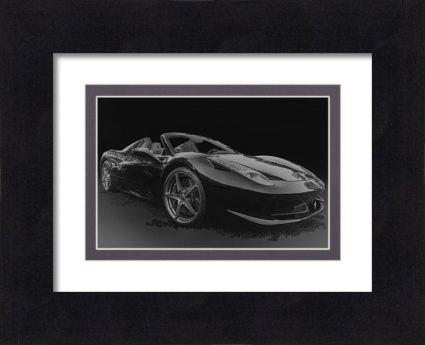Larry Helms - Ferrari 458 Spider