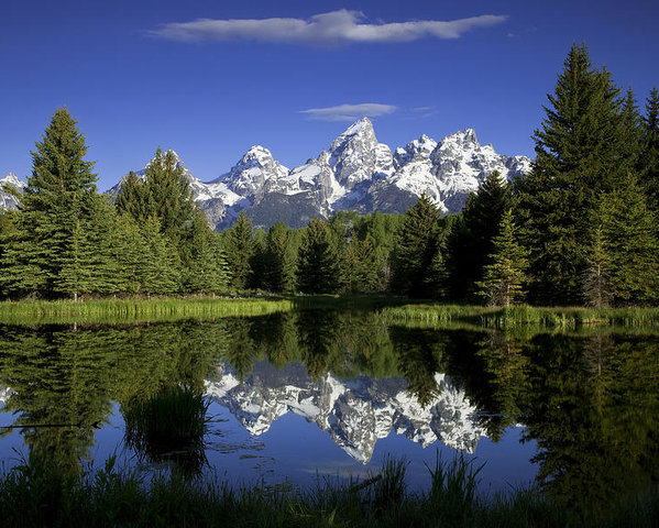 Andrew Soundarajan - Mountain Reflections