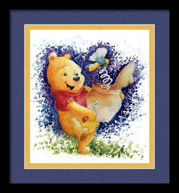 Andrew Fling - Winnie the Pooh and Honey Pot
