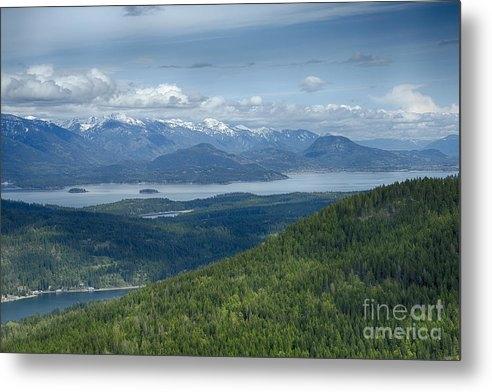 Idaho Scenic Images Linda Lantzy - Pend Oreille View