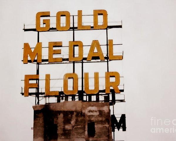 A K Dayton - Gold Medal Flour II