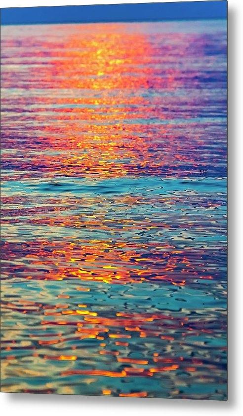 Terri Hart-Ellis - Psychedelic Sunset