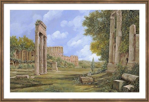 Guido Borelli - Anfiteatro Romano