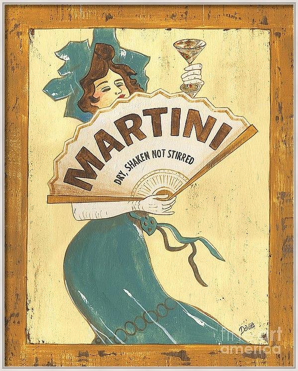 Debbie DeWitt - Martini dry