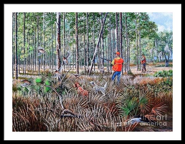 Daniel Butler - Bobwhite Quail Hunting-Making lasting Memories