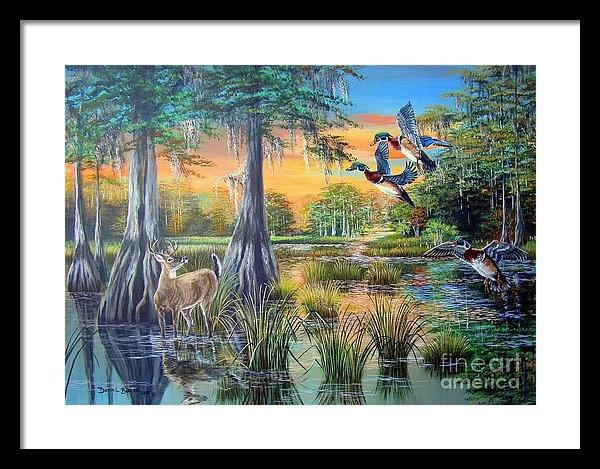 Daniel Butler - Fall Bounty- Big Cypress Swamp