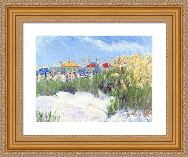 Candace Lovely - Folly Field Beach August