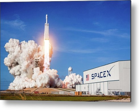SpaceX - SpaceX Falcon Heavy Launch 1