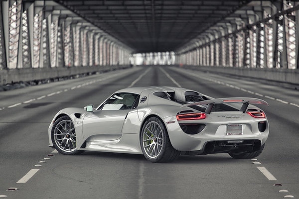 ItzKirb Photography - Porsche 918 Spyder