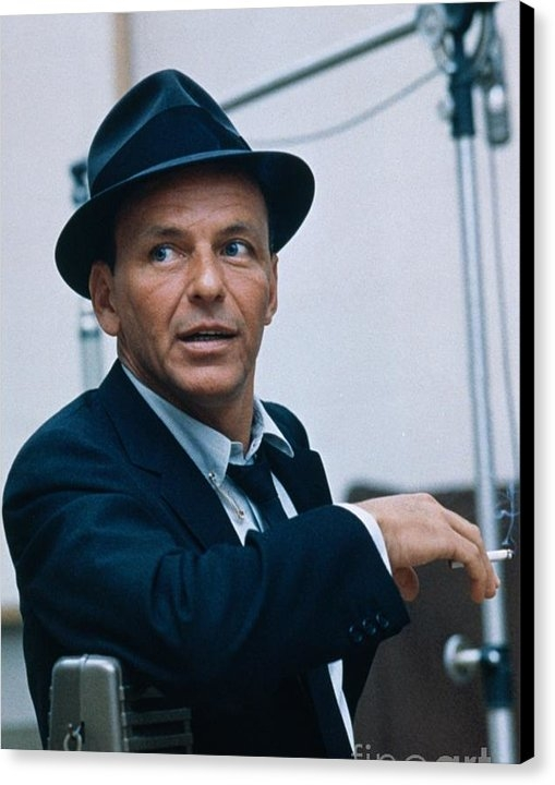 The Titanic Project - Frank Sinatra - Capitol Records Recording Studio
