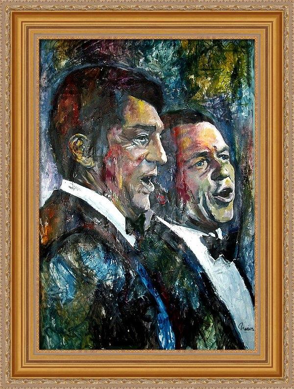 Marcelo Neira - Frank Sinatra And Dean Martin