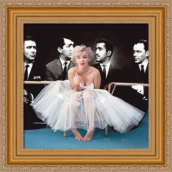 Loretta Cassiano - The Kitten and The Rat Pack