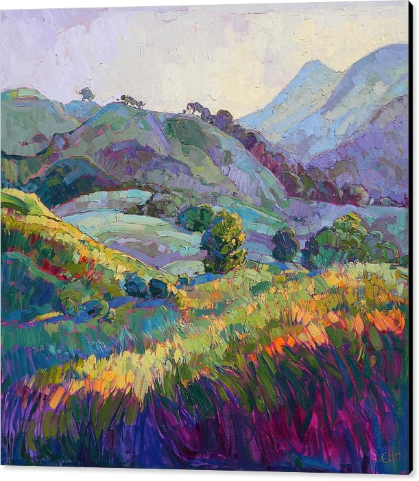 Erin Hanson - Jeweled Hills
