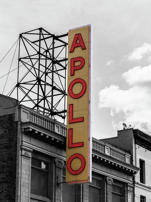Danny Thomas - The Apollo Theatre