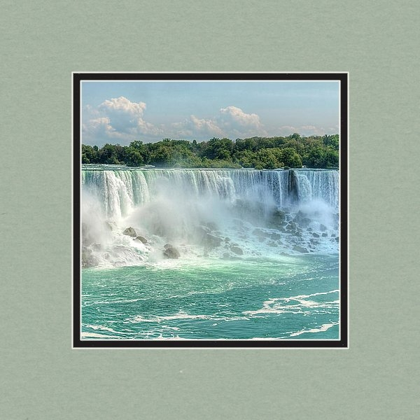 Joana Kruse - Niagara Falls - North America