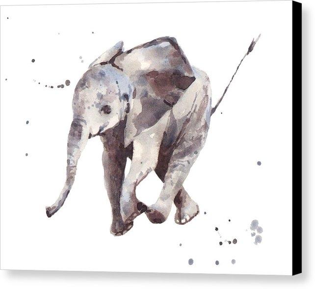 Alison Fennell - Hubert Hurry Elephant