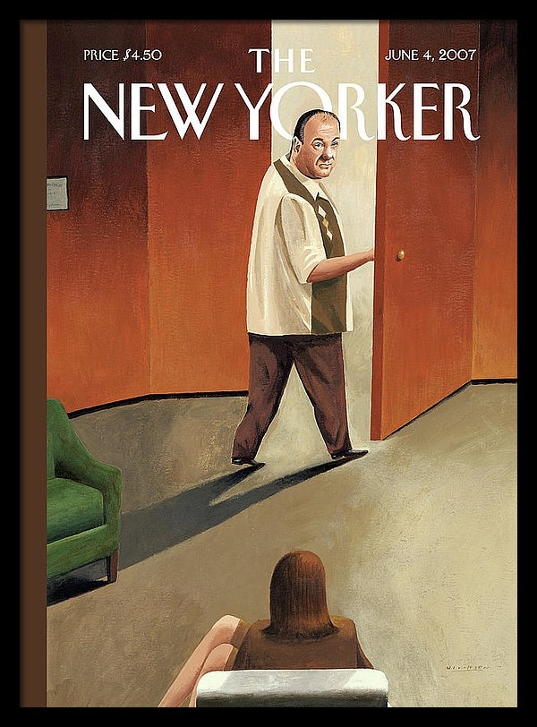 Mark Ulriksen - New Yorker June 4th, 2007