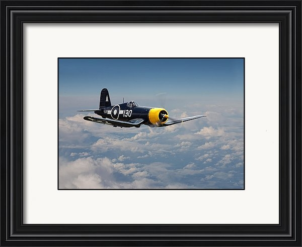 Pat Speirs - Vought F4U - Corsair